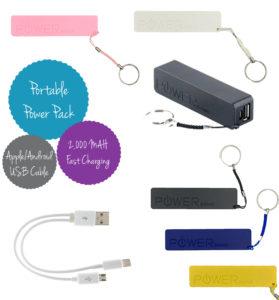 Custom power pack