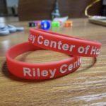 Riley Center of Hope Wristbands