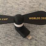 World Cup Worlds 2018 Phone Fan