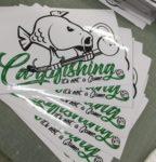 Fishing Sticker 2