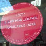 Lorna Jane Sticker : Decal?