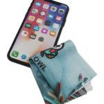 Microfiber cloth photo