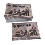 My Hero Zero Band Sticker