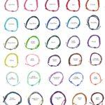 String Bracelet Color Options smaller